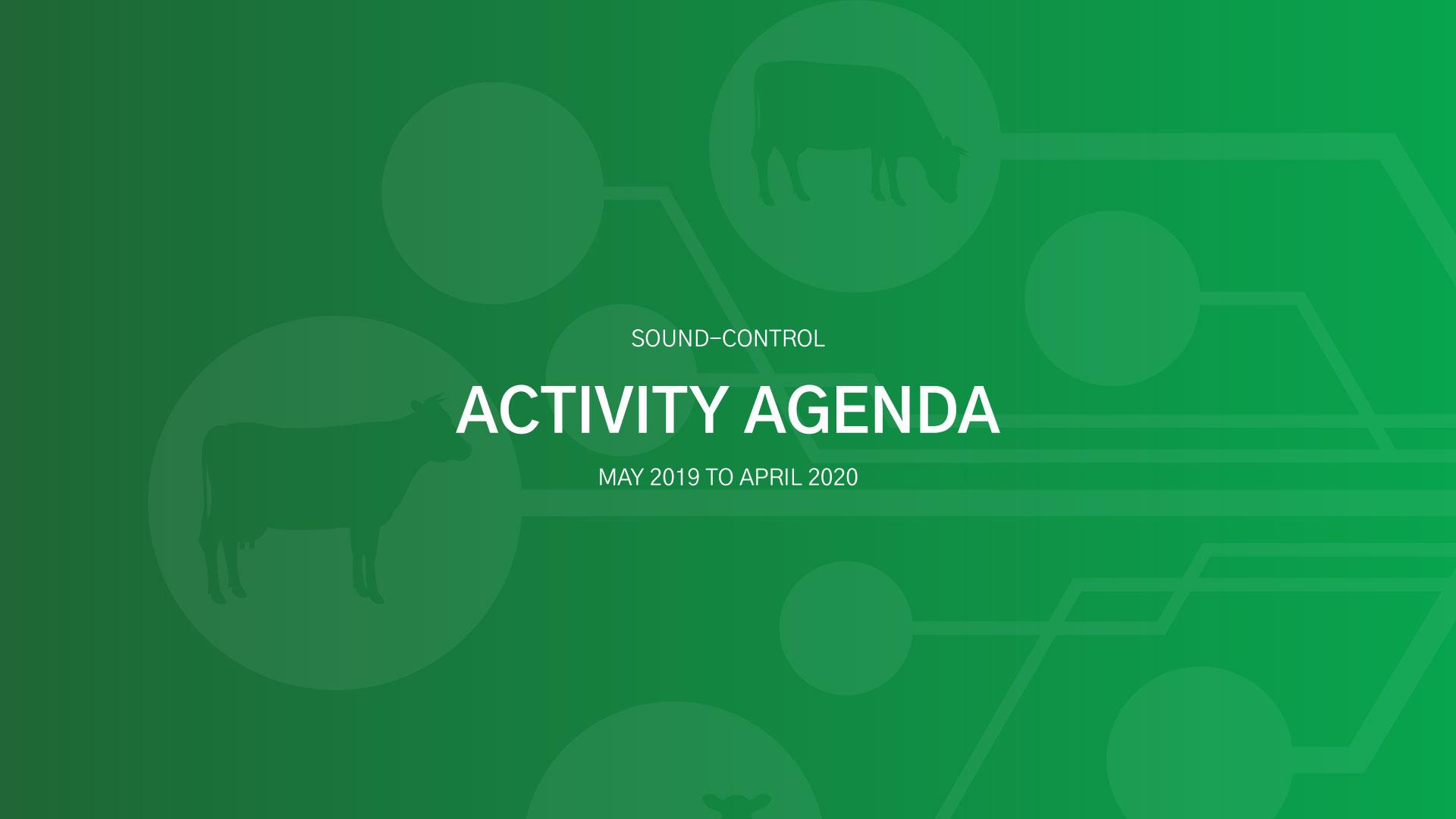 Activity Agenda 5