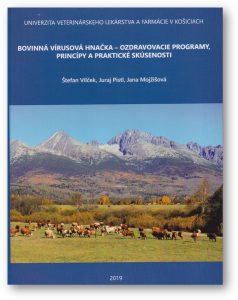 New book on BVD control programmes published by the member of SOUND control Stefan Vilcek 2