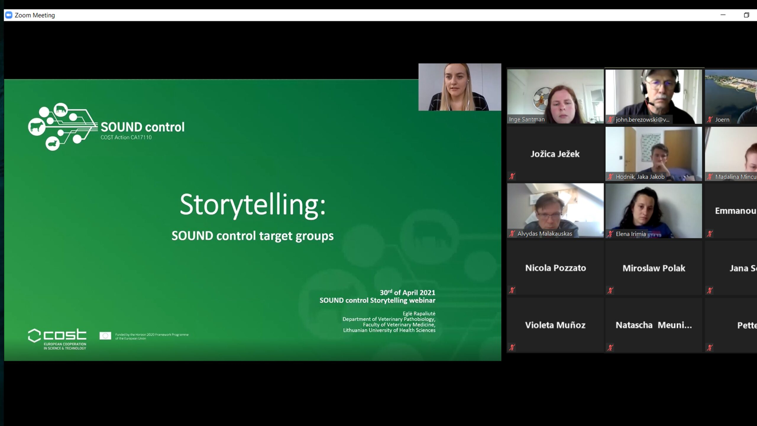 Storytelling webinar 3
